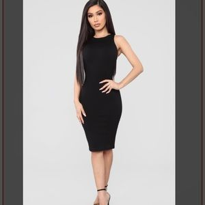 Melinda Body Sculpting Midi Dress
